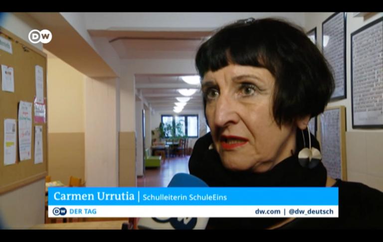 Verwirrung an der SchuleEins in Pankow -