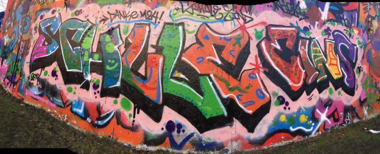 LW III Graffiti 2