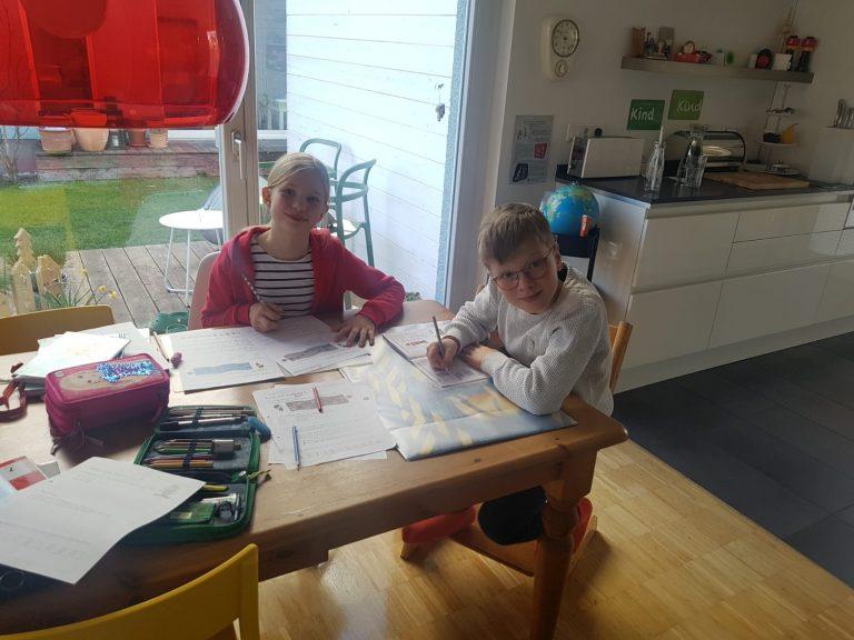 wie die Küche zum Klassenzimmer werden kann